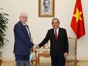 Aboga Vicepremier de Vietnam por impulsar cooperación anticorrupción con Rusia