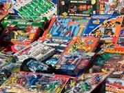Destacan oportunidades de fabricantes de juguetes vietnamitas en mercado estadounidense