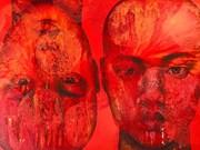 Presentan en Vietnam exposición del pintor tailandés Vichit Nongnual