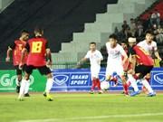 Vietnam aplasta a Timor Leste y se clasifica a las semifinales de campeonato sub-22