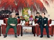Promueven intercambios militares de alto nivel entre Vietnam y China