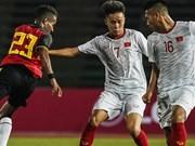 Resaltan victoria de Vietnam contra Timor Leste en campeonato regional
