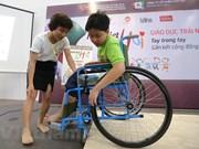 Lanzan en Vietnam proyecto dedicado a promover el empoderamiento de personas con discapacidad