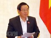 Inauguran reunión 31 del Comité Permanente del Parlamento de Vietnam