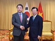 Posee Vietnam grandes potencialidades para Huyndai, afirma vicepremier