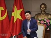 Preside viceprimer ministro vietnamita reunión preparatoria para la Cumbre EE.UU.- RPDC