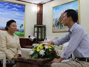 Impulsará visita del máximo dirigente vietnamita a Laos los nexos bilaterales
