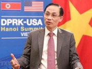Avanzan en Vietnam preparativos para próxima Cumbre EE.UU.-RPDC
