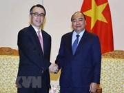 Reitera primer ministro de Vietnam apoyo a cooperación entre bancos nacionales y extranjeros