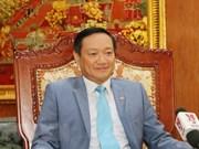 Embajador vietnamita resalta significado de la visita del máximo dirigente del país a Laos