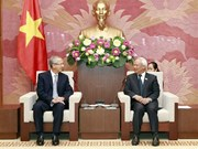 Vicepresidente del Parlamento vietnamita aboga por mayor cooperación judicial con Tailandia