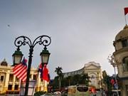 Hanoi se embellece para recibir a la segunda Cumbre EE.UU.- Corea del Norte