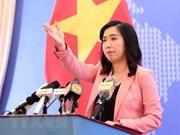 Vietnam desea mostrar su hospitalidad, expresa vocera de la cancillería