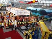Participan empresas vietnamitas en Feria de Leipzig en Alemania