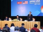Dispuesto Vietnam a brindar las mejores condiciones para segunda Cumbre EE.UU.– RPDC