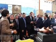 Destacan funcionarios alemanes participación de Vietnam en Feria de Leipzig