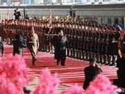 Resalta prensa norcoreana visita de Kim Jong-un a Vietnam para Cumbre EE.UU.-RPDC