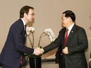 Vietnam apoya la Revisión Multidimensional de la OCDE, afirma su vicepremier