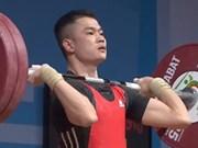 Vietnam gana seis oros en Campeonato Mundial de Halterofilia