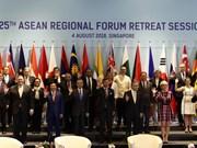 Propugna Foro de ASEAN aplicación de Convención sobre el Derecho del Mar