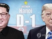 Presidente estadounidense Donald Trump parte de Washington rumbo hacia Vietnam