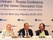 Efectúan seminario sobre cooperación entre Vietnam y Rusia en medio de cambios globales
