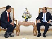 Exhorta premier vietnamita al grupo SCG a garantizar progreso del proyecto petroquímico