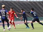 Vietnam gana tercer puesto en el campeonato regional de fútbol sub 22