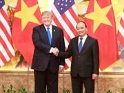 Vietnam otorga importancia al fomento de asociación integral con EE.UU., afirma premier