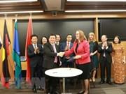 Cooperan Vietnam y Australia para promover la educación en derechos humanos