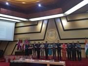 Celebran ASEAN e India reunión de comité de cooperación conjunta