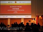 Resaltan potencialidades de cooperación entre Vietnam y Alemania