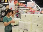 Sube el Índice de Precios al Consumidor de Vietnam en febrero