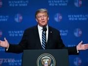 Revela Trump contenido de su encuentro con Kim Jong-un