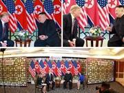 Presidente surcoreano sigue de cerca el desarrollo de la segunda Cumbre EE.UU.-RPDC