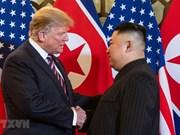 Inician Trump y Kim Jong-un segunda jornada de la Cumbre EE.UU.-RPDC en Hanoi