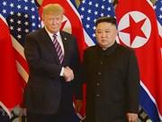 Agencia estatal de noticias norcoreana optimista del resultado de la Cumbre con EE.UU.