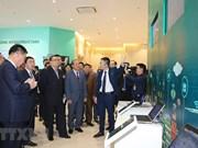 Delegación norcoreana visita complejo de producción de empresa vietnamita Viettel