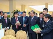 Cumple delegación partidista de Corea del Norte intensa agenda durante visita a Vietnam