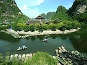 Expresan reporteros internacionales asombro ante  belleza del complejo turístico Trang An