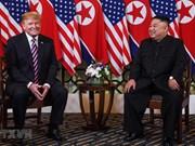 Expresa Trump esperanza en la futura firma de un acuerdo entre EE.UU. y  Corea del Norte