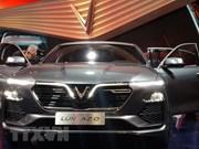 Pondrán primeros automóviles vietnamitas a prueba en Europa