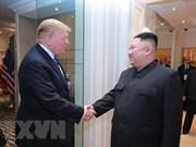 """Trump afirma """"buenas relaciones"""" con el líder norcoreano"""