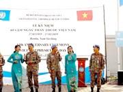 Celebran misioneros vietnamitas en Sudán del Sur el Día Nacional del Médico