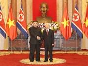 Ratifica presidente norcoreano deseo de fortalecer relaciones con Vietnam