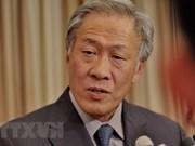 Vietnam y Singapur fomentan nexos de defensa