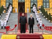 Visita a Vietnam del líder norcoreano atrae atención de prensa japonesa