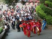 Diplomáticos extranjeros exploran Phu Tho, cuna de canto patrimonial Xoan