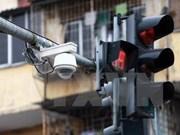 Intensifica Vietnam control de tránsito con instalación de cámaras