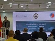 Estados Unidos atrajo la mayor inversión de Vietnam en los primeros meses de 2019